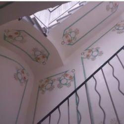 escalera 2 ª planta