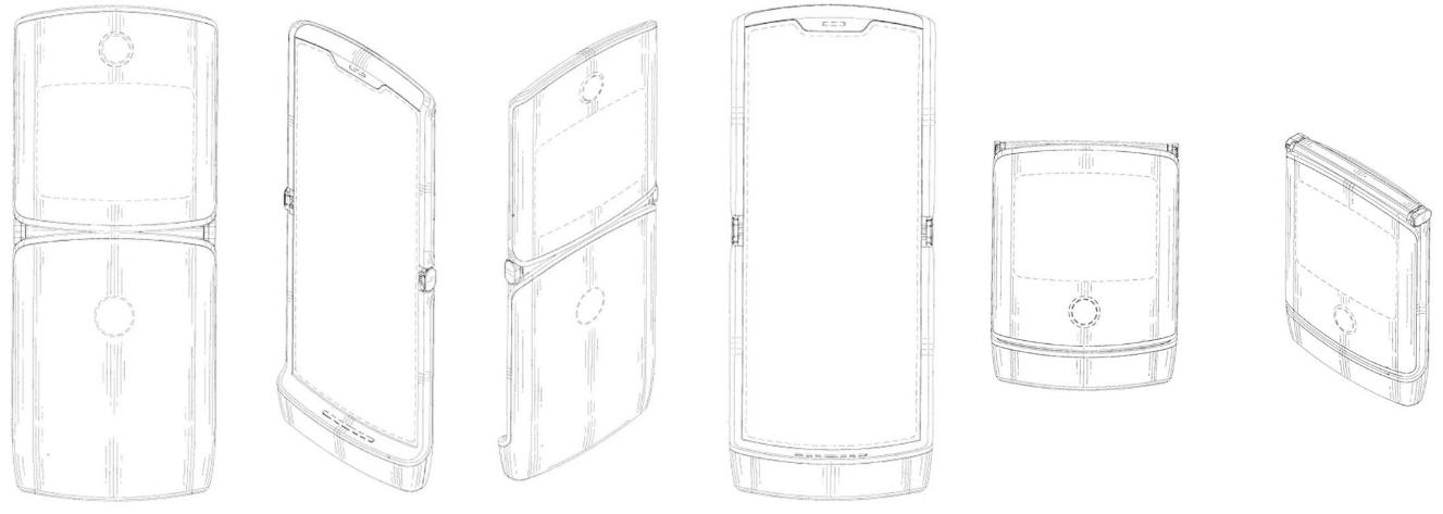 Motorola também está a preparar o seu smartphone dobrável