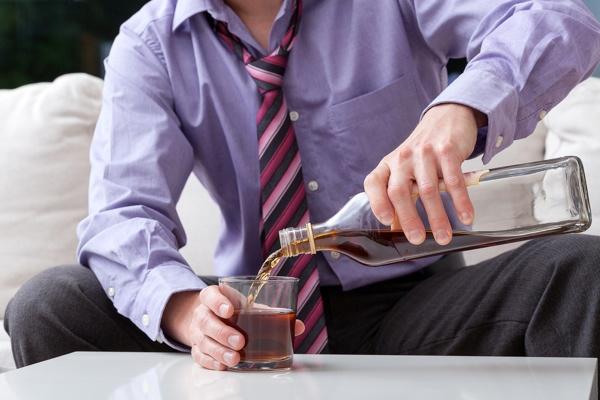 alcohol rendimiento sexual