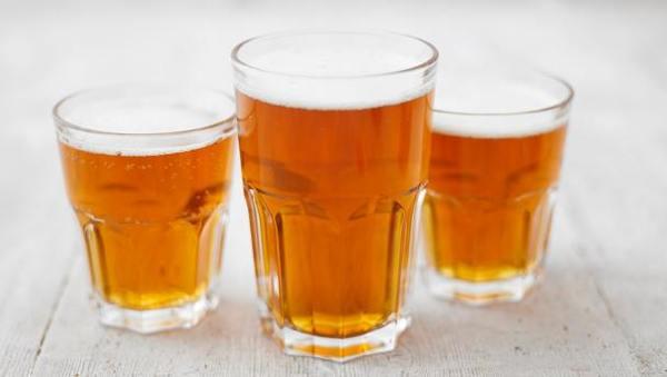 cólico de la cerveza
