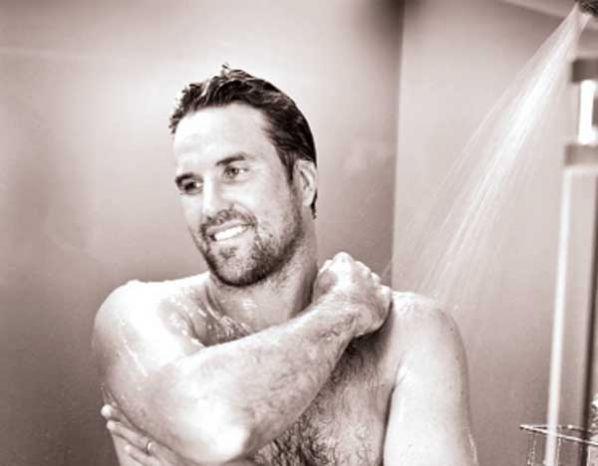 higiene íntima del hombre