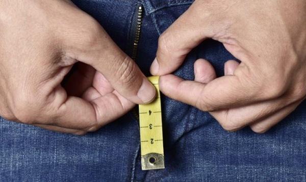 ¿Puede disminuir de tamaño el pene?
