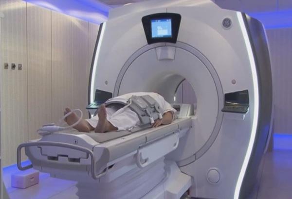 resonancia magnética de la próstata