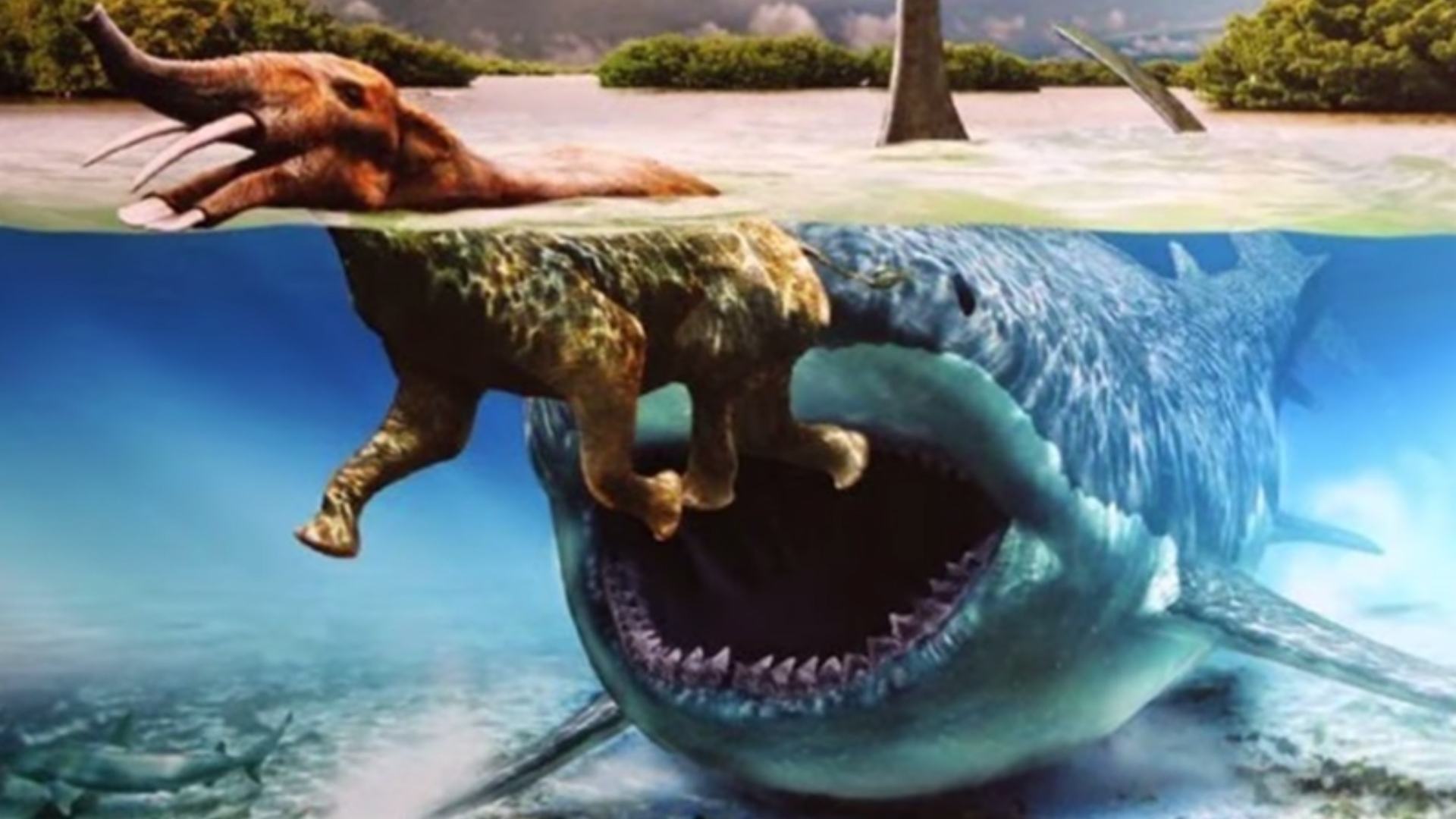 Bizarre Prehistoric Fish