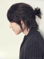 long hairstyles men 2012