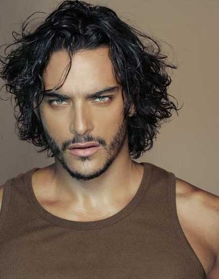 30 Ling Wavy Mens Hairstyles Hairstyles Ideas Walk The Falls