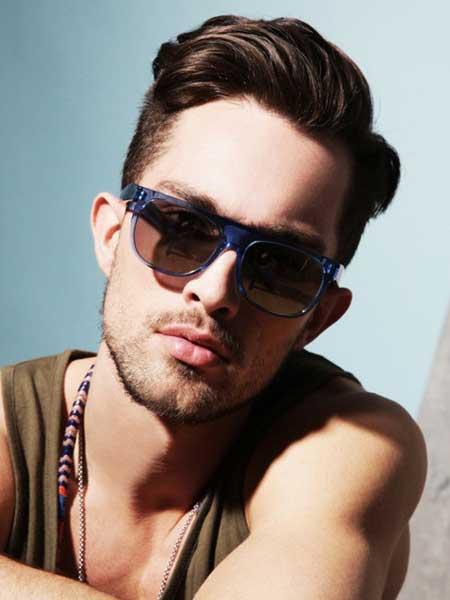 Cortes de cabelo dos homens na moda verão 2013