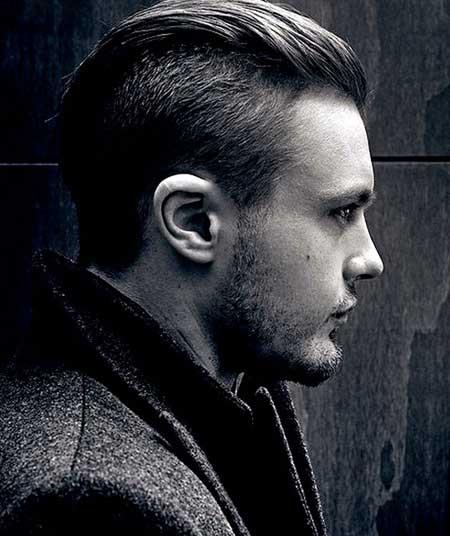 Penteados undercut na moda para homens