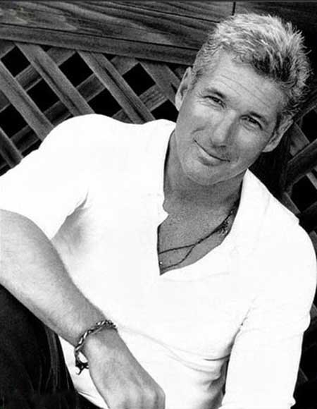 30+ Richard Gere Long Hairstyles - Hairstyles Ideas - Walk the Falls