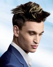 cool hair color ideas men