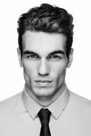 mens medium length haircuts 2013