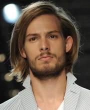 long hairstyles men 2014