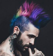 mens hair color hairstyles