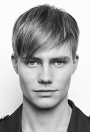 straight hair men mens hairstyles