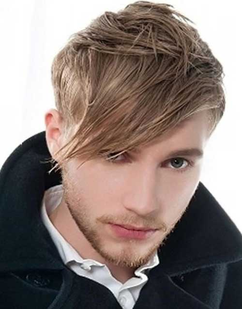 20 Messy Hair Styles For Men Mens Hairstyles 2016
