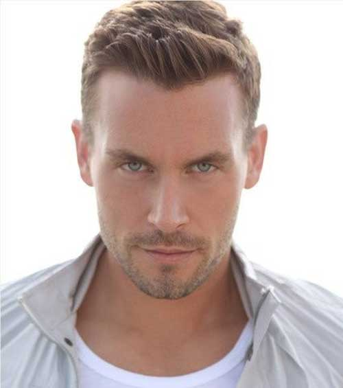 25 Best Men's Short Hairstyles 2014 2015 Mens Hairstyles 2016