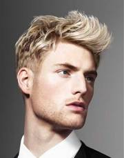 hairstyles blonde men