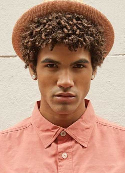 15 Cool Haircuts For Black Men Mens Hairstyles 2016