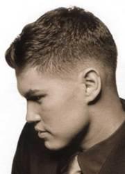 mens military haircuts