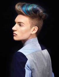 15 Hair Colors for Men | Mens Hairstyles 2018