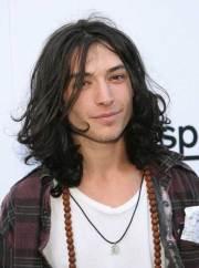 hairstyles men long hair