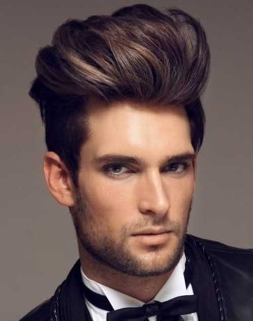 10 Pompadour Hairstyle Men Mens Hairstyles 2016