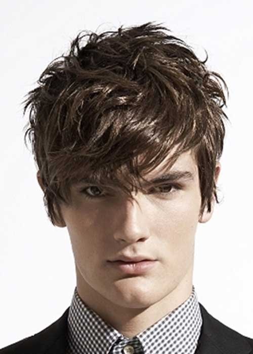 15 Layered Haircuts For Men Mens Hairstyles 2016