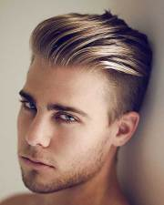 men's shaved hairstyles mens
