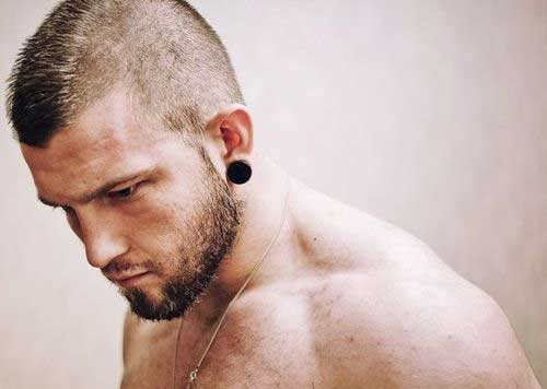 12 Short Mohawk Hairstyles For Men Mens Hairstyles 2016