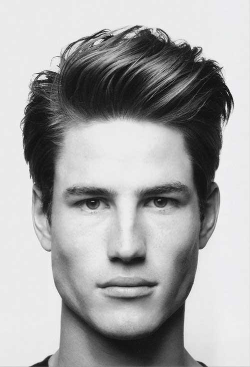 10 Men Straight Hairstyles Mens Hairstyles 2016