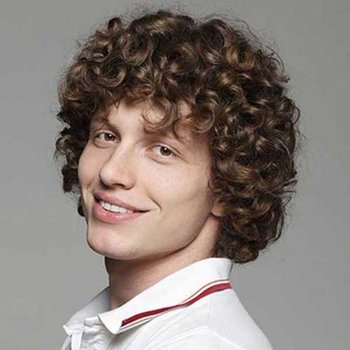 20 Curly Hairstyles For Boys Mens Hairstyles 2016