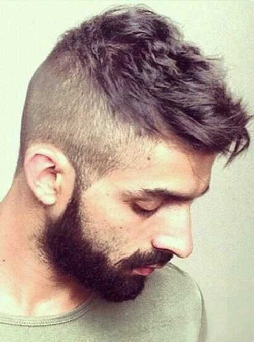 25 Best Shaved Hairstyles For Men Mens Hairstyles 2016