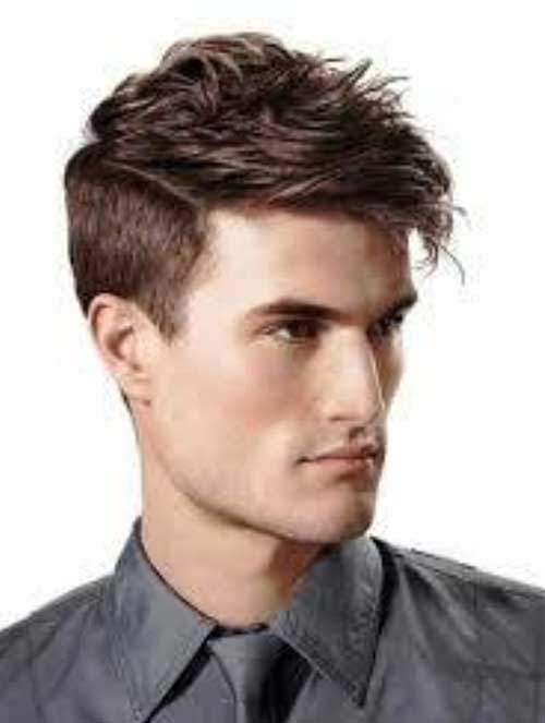 25 Cool Short Haircuts for Guys  Mens Hairstyles 2018