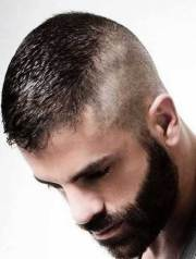short hairstyles men