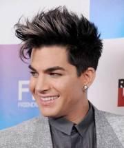 celebrity men hairstyles