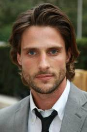 mid length hairstyle men