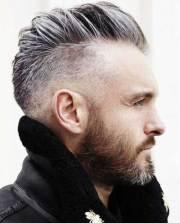 mohawk haircut style men