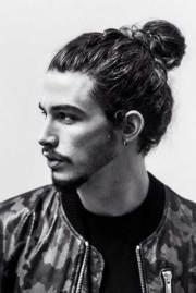 men ponytail hairstyles mens