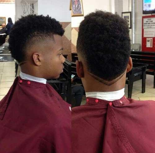 15 Black Mens Mohawk Hairstyles Mens Hairstyles 2016