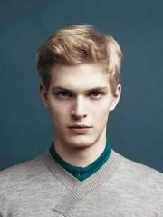blonde hair color men