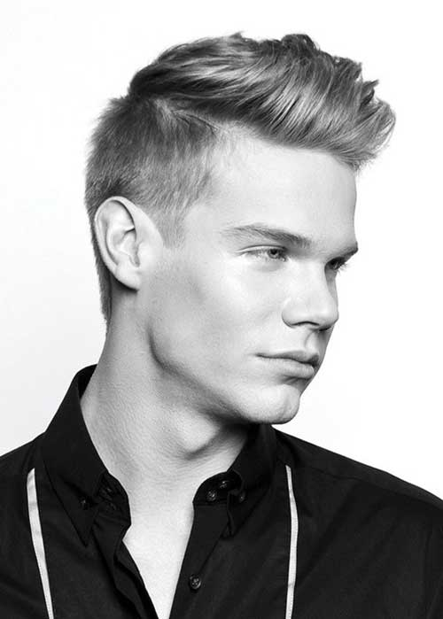10 New Easy Hairstyles For Men Mens Hairstyles 2016