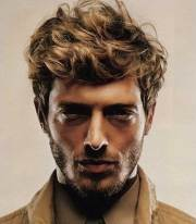light brown hair color men mens