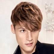 light brown hair color men mens
