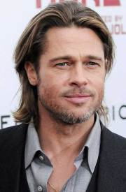 male celebs with long hair mens