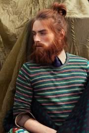 red hair color men mens