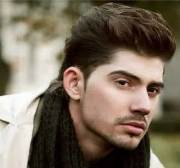 easy hairstyles men