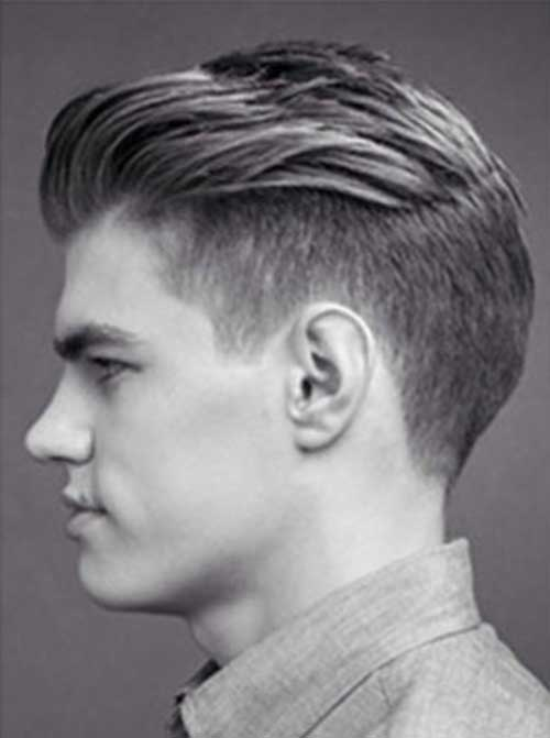 15 Best Slicked Back Hairstyles For Men Mens Hairstyles 2016