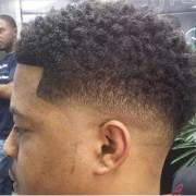 black male fade haircuts mens