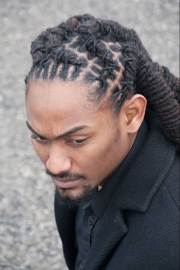 afro twist hairstyles mens