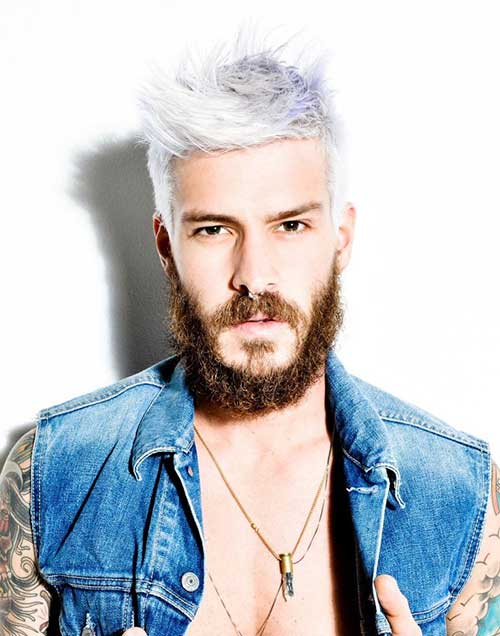 10 White Guy Hairstyles Mens Hairstyles 2016
